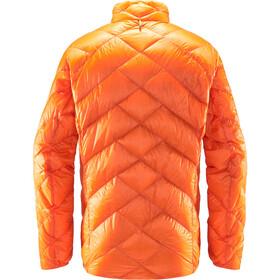 Haglöfs L.I.M Essens Jack Heren, flame orange